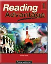 Reading Advantage 1, Second Edition (Student Book)-ExLibrary