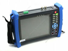 "7"" HD CCTV Security Camera Tester HDMI VGA UTP HVT-3600M Multimeter PTZ 10×Zoom"