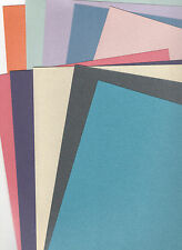 10 X A4 SHEETS OF 250GSM MIXED COLS DOUBLESIDED PEARLISED/PEARLESCENT A4 CARD