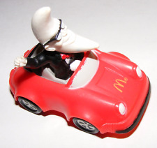 1988 McDonald's Moon Man in Car Happy Meal Toy