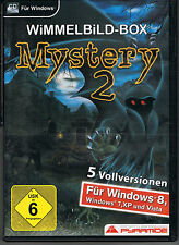 Wimmelbild-Box Mystery 2 (PC, 2012, DVD-Box)