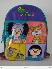 The Big Comfy Couch Molly LOONETTE Backpack New RARE item