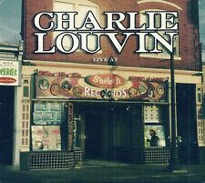 Charlie Louvin: Live At Shake It Records - as new CD (2007)