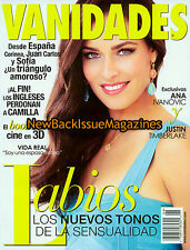 Spanish Vanidades 6/12,Ana Ivanovic,June 2012,NEW