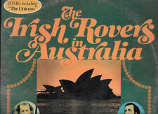 The Irish Rovers in Australia - 1976 LP record