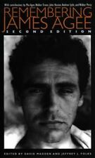 REMEMBERING JAMES AGEE NEW HARDCOVER BOOK