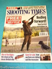 SHOOTING TIMES - GUNS FOR SALE AUCTIONS - OCT 27 2010