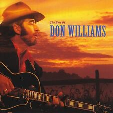 DON WILLIAMS - THE BEST OF CD ~ 70's COUNTRY GREATEST HITS COMPILATION *NEW*