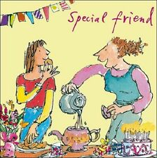 Special Friend Birthday Quentin Blake Greeting Card Square Greetings Cards