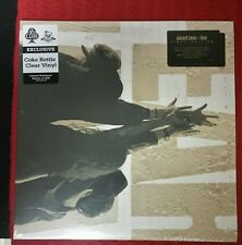 PEARL JAM TEN NEWBURY COMICS COKE BOTTLE CLEAR VINYL. NUMBER 1064/2000. 2LP