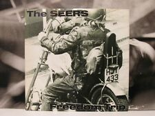 "THE SEERS - FREEDOM TRIP 12"" EP UNPLAYED UK 1988 SKULLF**K SKULL 1 T"