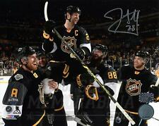 John Scott Signed Autographed 2016 NHL All-Star Game MVP Carry Celebration 8x10