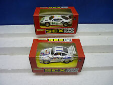 MATCHBOX SCX 1993  2 PACK DEAL 1/EA 83790.20,1/EA 83310.20 CARS