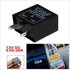 3Pin Electronic Car Flasher Relay CF13 JL-02 LED Fix light Hyper Flash Blinking
