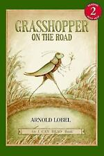 Grasshopper on the Road (I Can Read Level 2) Lobel, Arnold Paperback