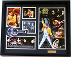 New Queen Signed Limited Edition Memorabilia Framed
