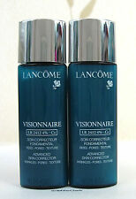 Lancome Visionnaire Face Serum LR2412 4% CX  New X 2