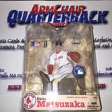 Daisuke Matsuzaka McFarlane Sports Picks Debut figure Series 21 Boston Red Sox
