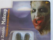 Halloween Male Zombie Blood Capsules Makeup Kit Costume Theater Face Paint
