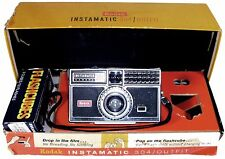 Vintage 1960's Kodak Instamatic Series 126 Film Size Camera Model 304 OB