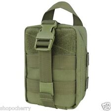New OD Green Condor 191031 MOLLE Rip Away EMT Lite Pouch Medic First Aid Tool
