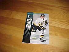 1995 Ontario Hockey League OHL Hockey Media Guide