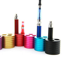 E Cig Shisha Pen Metal Holder Stand CE4 CE5 510 Vape Desk Car Auto Accessories