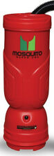 Mosquito Super HEPA 10 Quart Backpack Vacuum with Tool Kit  Red
