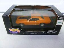 Hot Wheels Muscle Car Series 1971 Plymouth GTX 1:43