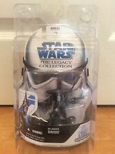 Star Wars The Legacy Collection IG Lancer Droid Action Figure MOC & Star Case