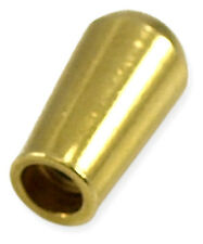 GOLD METAL GUITAR TOGGLE SWITCH SELECTOR TIP USA GIBSON LES PAUL & OTHERS *NEW*