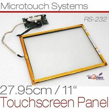 """10 1/5in 10,4"""" TOUCHSCREEN MICROTOUCH 5508510 CONTROL UNIT 13-4101-01-07 5403001"""