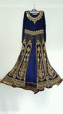 Asian Indian Bollywood Wedding Party Lengha Dress