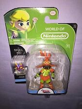 World of Nintendo SKULL KID - LEGEND of ZELDA 4.25 INCH ACTION FIGURE  **RARE**