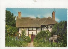 Lancing The Old Cottage Sussex 1968 Postcard 521a