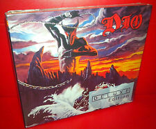 2 CD DIO - HOLY DIVER  - DELUXE EDITION  - SEALED SIGILLATO