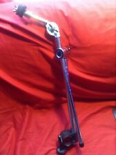 Free P&P. Roland Cymbal Stand Boom Arm with Clamp For Electronic Drum Kit. A