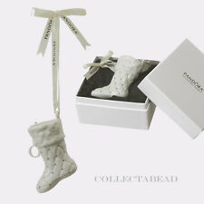 Authentic Pandora 2012 Limited Edition Christmas Stocking Boot Ornament