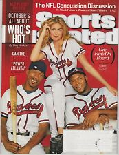 SPORTS ILLUSTRATED (SI) Magazine Oct 7 2013, Can UPTONS power ATLANTA?