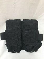 Eagle Industries Black Double G36 Pouch SWAT Duty LE MOLLE FBI Police G36C G36K