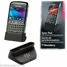 Genuine Charging Dock Stand Pod Charger Cable Desktop For Blackberry 9790 Bold
