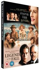 Mona Lisa Smile/Tea With Mussolini/Legends of the Fall (Box Set) [DVD]