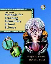 Methods for Teaching Elementary School Science by Joseph M. Peters and David L.