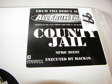 "AllFrumTha I County Jail Mack 10 12"" Single NM Priority PROMO SPRO30232 1998"