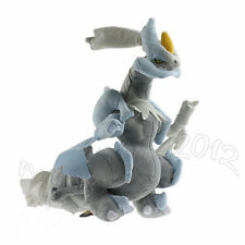 "Pokemon White Kyurem 15"" Plush Figure Soft Toy Doll Cool Great Gift"