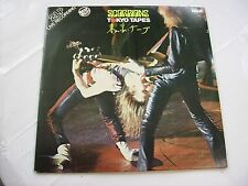 SCORPIONS - TOKYO TAPES - 2LP REISSUE VINYL 1982 ITALY PRESS - EXCELLENT