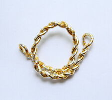 Fashion Jewelry Flexible Bendy Snake Twisty Necklace Armlet Bracelet Wristband