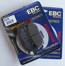 Yamaha YP400 Majesty (2005 to 2013) EBC FRONT Disc Brake Pads (SFA199) (2 Sets)