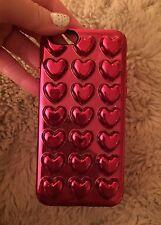 Marc Jacobs Metallic Heart iPhone 6/6s Case