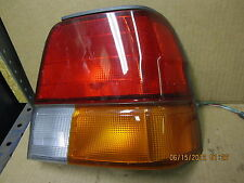 TOYOTA TERCEL 95-97 1995-1997 TAIL LIGHT PASSENGER RH RIGHT OE